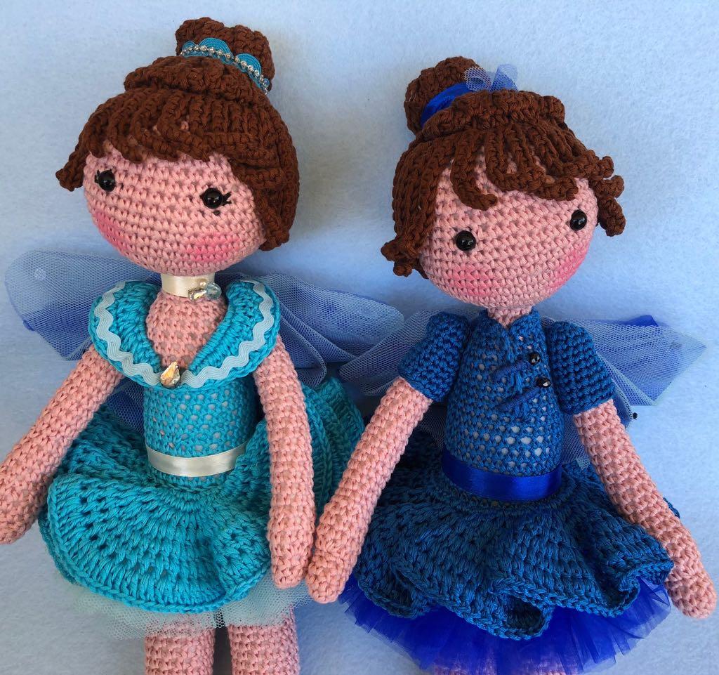 Bambole di lana – crealidea